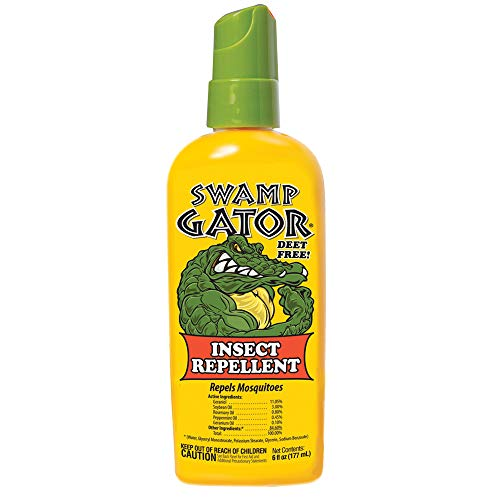 Swamp Gator Natural Insect Repellent, 6 Ounce