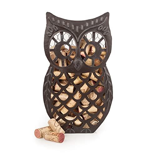 Wise Owl Cork Holder