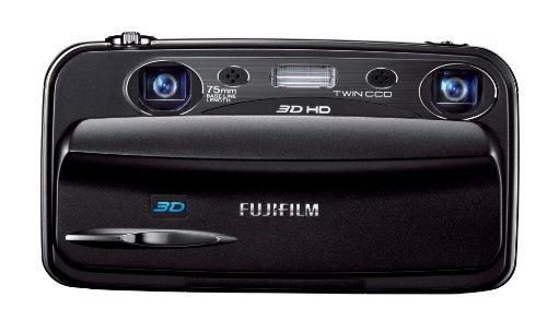 Fujifilm FinePix REAL 3D W3 Appareil Photo Numérique Compact 10 Mpix zoom 3 x Noir
