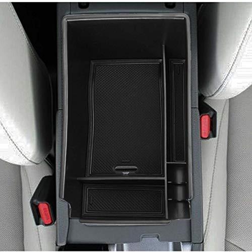 OYWNF Caja de Almacenamiento del reposabrazos del automóvil Caja de la Caja Central Antideslizante para Hyundai Sonata DN8 10th 2020