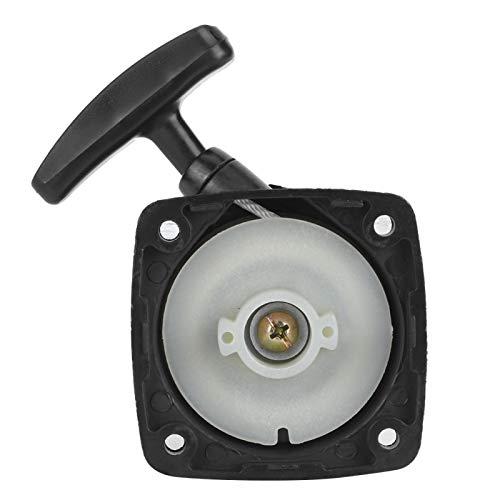 Mikrokos arrancador cortasetos Pull Starter-23CC Motor Arrancador Manual de Arranque Manual con Cortasetos Repuestos para Motor 1E32F