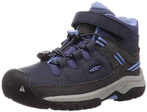 KEEN Targhee Mid Waterproof Junior Wandern Stiefel - 33