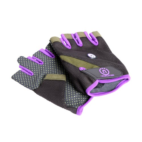 Natural Fitness Wrist Assist Gloves (Small)