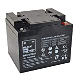 12V 45Ah BBB Sealed Lead Acid (AGM) Mobility Scooted Battery