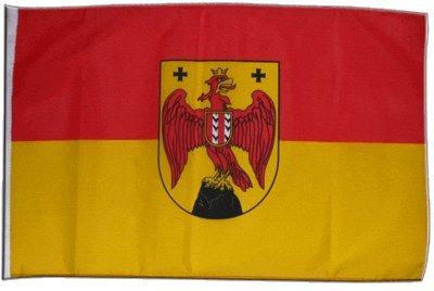 Fahne Flagge Österreich Burgenland 30 x45 cm
