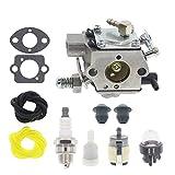 Hutdkte A021001111 Carburetor for Echo WT-739 CS-330T CS-330MX4 Chainsaw