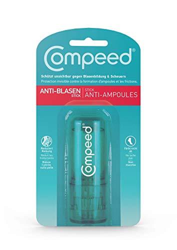 Compeed Anti-Blasen Stick - schützt unsichbar vor Blasenbildung und Scheuern - reduziert sofort die Reibung auf der Haut