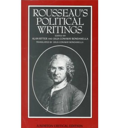 On the Social Contract by Rousseau, Jean-Jacques ( Author...