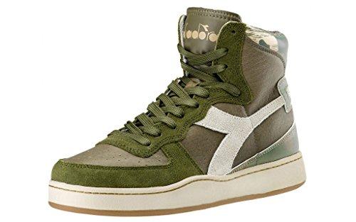 Diadora - Mi Basket Camo, Sneaker Alte Unisex - Adulto