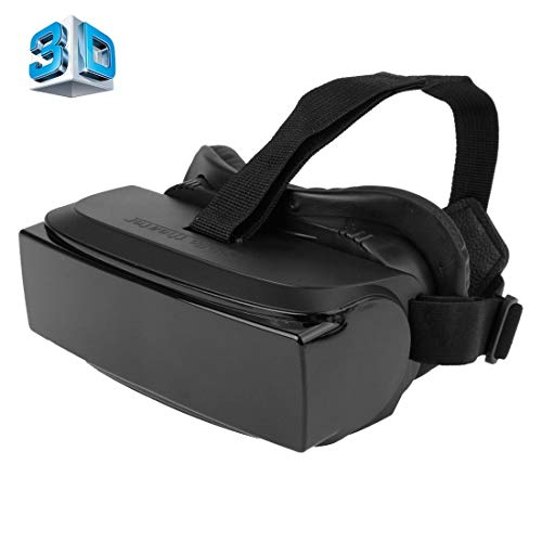 Lowest Prices! AOET AYSMG HMD-518 3D Personal Private Mobile Cinema Theater Video Glasses Virtual Re...