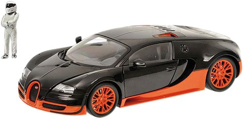Minichamps Bugatti Veyron Super Sport 2011 (Orange)