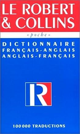 Le Robert & Collins poche : Dictionnaire français/anglais-anglais/français