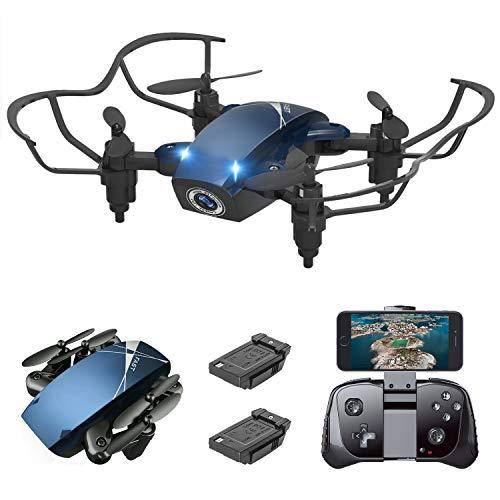 S9M Mini Drone, Supkiir 4-AXIS Drone with 720P HD Camera, Mini RC...