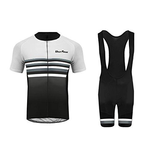 Uglyfrog #02 Designs Bike Wear Jersey de Ciclismo Maillot
