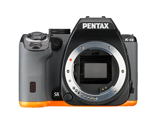 Pentax K-S2 20MP Wi-Fi Enabled Weatherized SLR...