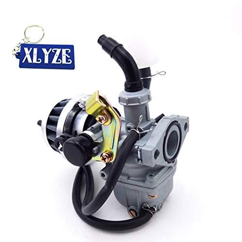 xlyze 19 mm carburateur pz19 Carb filtre d'air pour CC 70cc CC ATV Quad Pit Pro Dirt Bike Moto