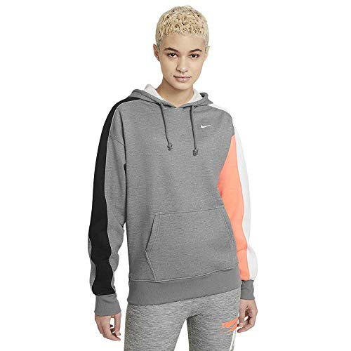 Nike Therma Color-Blocked - Camiseta térmica para mujer (2XL)