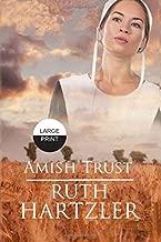 Amish Trust LARGE PRINT (Amish Bed & Breakfast)