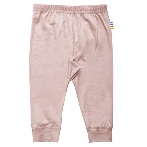 Joha Baby Kinder Mädchen Leggings aus Reiner Merinowolle, Größe:86-92, Farbe:rosa