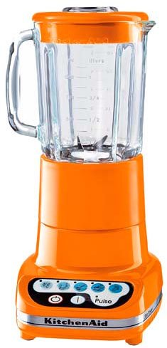 KitchenAid 5KSB52EMY Standmixer orange