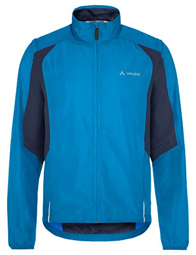 VAUDE Herren Jacke Men\'s Dundee Classic ZO Jacket, Radiate Uni, XXL, 06811, blau (Radiate Uni)