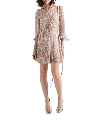 PATRIZIA PEPE jurk Georgette 8A0533-A840