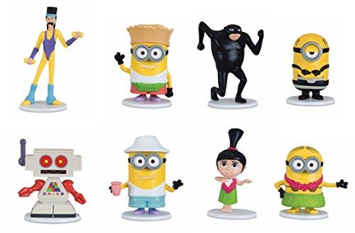 MTW Toys 20017 - Spielfiguren Set, Ich - Einfach unverbesserlich 3, 8 teilig