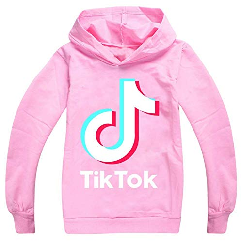 Original Forms Tiktok - Sudadera con Capucha Unisex para los Fans de la música