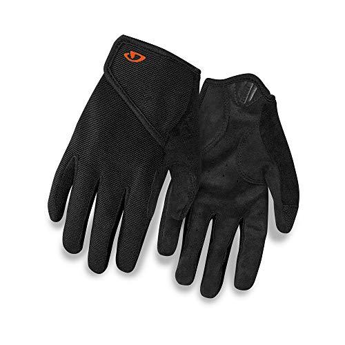 Giro DND Jr II Youth Mountain Cycling Gloves - Black (2021), Small