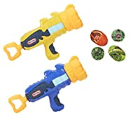 Little Tikes 656248 My First Battle Blasters 2-Pack