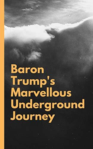 Ingersoll Lockwood : Baron Trump's Marvellous Underground Journey (illustrated) (English Edition)