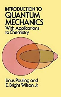Introduction to Quantum Mechanics: With Applications to Chemistry