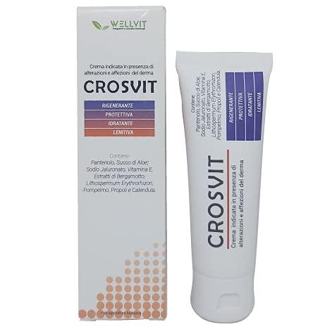 Crema Naturale Utile in presenza di Irritazione, Dermatite, Arrossamento, Prurito,...