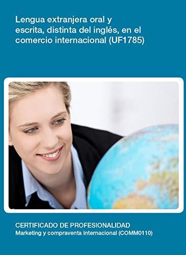 INGLES ORAL Y ESCRITO EN EL COMERCIO INTERNACIONAL