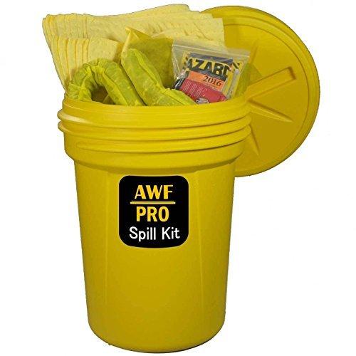 20 Gallon Eco-Friendly Sorbent Universal Spill Kit