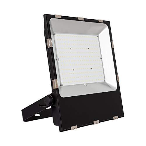 Foco Proyector LED 200W Slim Blanco Frío 5500K-6000K