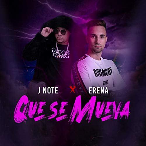 Marc Erena & J note