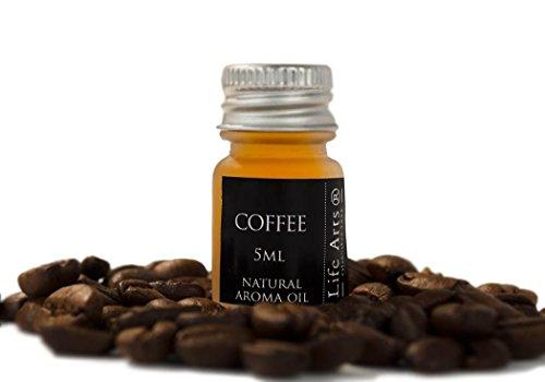 Profumo Duftöl Kaffee natürliche Inhaltsstoffe 5ml Flasche (4cm x 2cm)