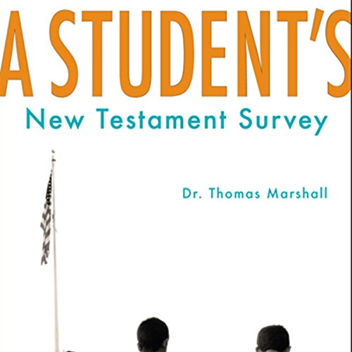 A Student's New Testament Survey audiobook cover art
