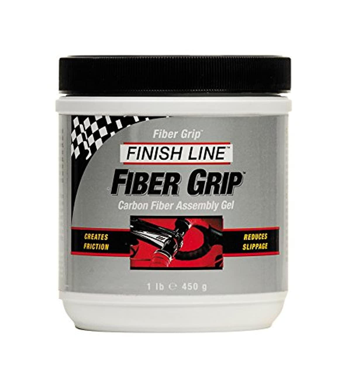 Finish Line Fiber Grip Carbon Fiber Bicycle Assembly Gel