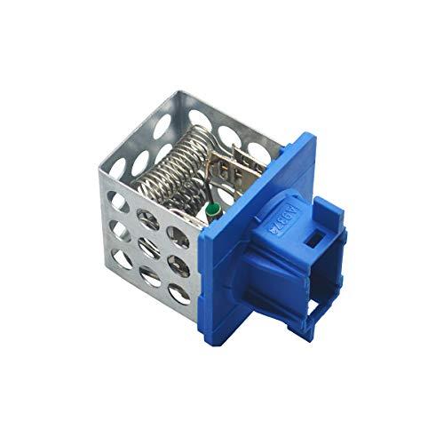 ZEALfix resistencia ventilador motor del soplador del calentador 6450.EP para 206 Xsara Picasso C5 CC SW