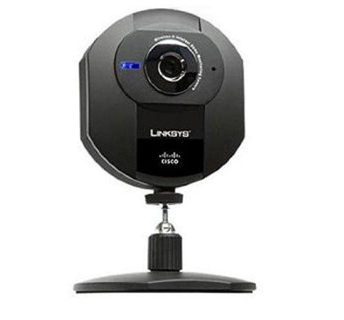 Cisco-Linksys WVC54GCA Webcam 640x480 802.11G Wireless Internet Home Monitoring Camera