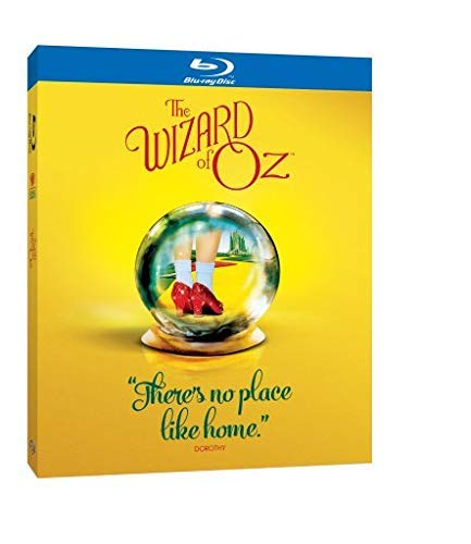 The Wizard Of Oz [75th Anniversary Edition] [Blu-ray] [1939] [Region Free]