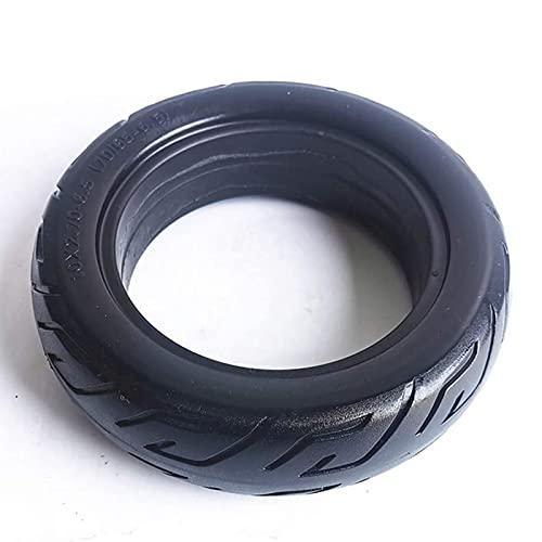 Neumáticos de scooter eléctrico de 10 pulgadas, neumático sólido antideslizante engrosado, resistente al desgaste, sin mantenimiento, sin tubo interior, neumáticos de scooter eléctrico, se adapta a