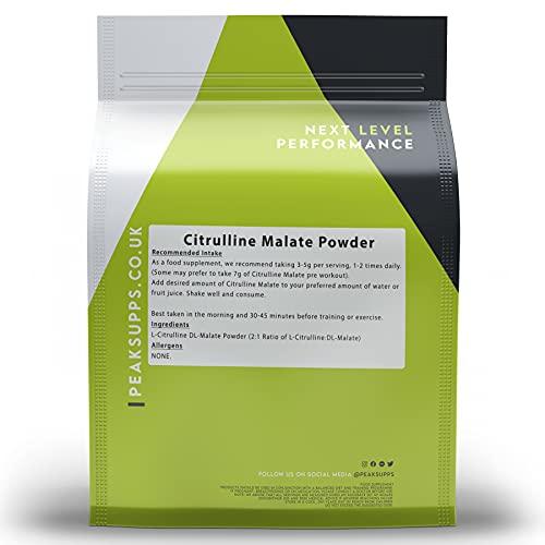 Citrulline Malate Powder 1Kg   Pure   2 to 1 Ratio