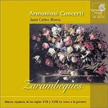 Zarambeques: Spanish Baroque Guitar Music