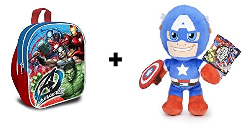 avngs Los Vengadores (The Avengers - Marvel) - Pack Peluche