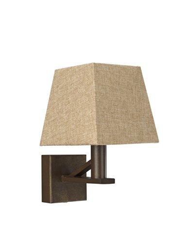 Massive 915004007102 Delius wandlamp, 1 x 40 W, 230 V, ijzer