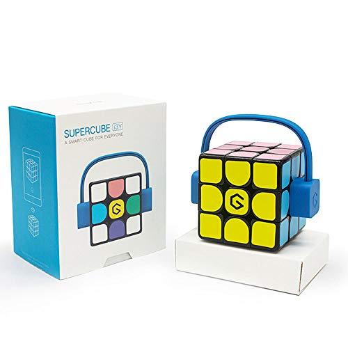 Cubo De Rubik   El Rompecabezas Original De 3x3 A Juego De Colores, Juego De Cubos Súper Mágico Inteligente Inteligente Bluetooth Profesional Para Velocidad Y Competencia