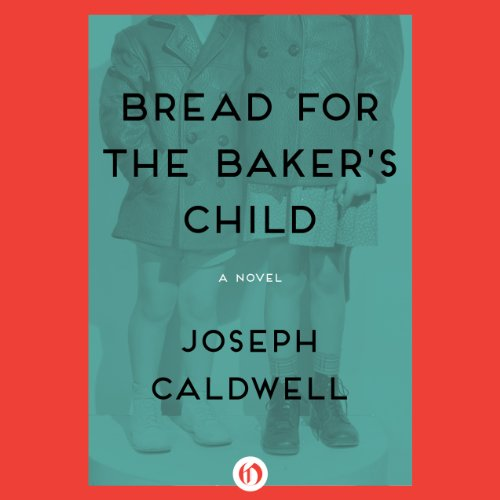 Bread for the Baker's Child audiobook cover art